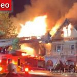 Inferno Destroys Three Flatbush Homes, One Of Them Rebbe At Chaim Berlin