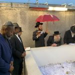 Matthew Charles, Released Under First Step Act, Visits Rebbe's Resting Place to Say 'Thank You'