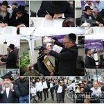 Frankfurt Welcomes New Sefer Torah