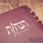 Hanachos: Volume #5, with Rabbi Efraim Demichovsky and Rabbi Shmuel Chaim Scharf
