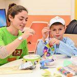 Illness Doesn't Disrupt Israeli Children's Summer Fun