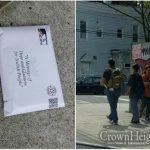 SHMAD ALERT: Missionaries Targeting Crown Heights