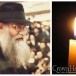 BDE: Rabbi Sholom DovBer Popack, 91, OBM