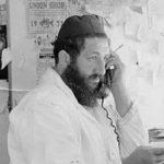 "Tonight: Shloshim For Rabbi Berke Raskin A""H"