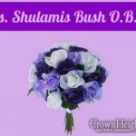 Event for Shloshim of Mrs. Shulamis Bush This Monday