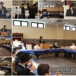 Entire Mishnayos Completed by Student at Lubavitcher Yeshiva
