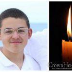 BDE: Hatomim Shmuel Karnowsky, 15, OBM