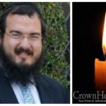 BDE: Rabbi Tzemach Cunin, 43, OBM