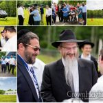 Russia's Chief Rabbi Berel Lazar Visits Camp HASC