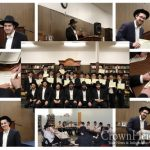 Siyum Mivtza Torah Celebrated in Cincinnati Yeshiva