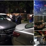 One Arrested For Driving While Intoxicated After Hitting Three Parked Cars in Crown Heights