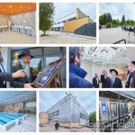 New Building Dedicated at Moscow's Camp Gan Israel