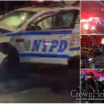 Police Car Involved in Serious Accident While Rushing to a Call in Crown Heights