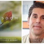 Perry Farrell, Peretz Bernstein, and The Rebbe
