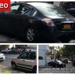 Car Wrecks in Crown Heights While Driving Shooting Victim to the Hospital