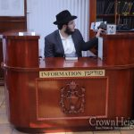 The Rebbe Will Find A Way To Answer, A Three Way Story