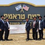 Trump Heights Gets Special Golan Heights Printing of Tanya