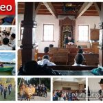 Students of Yeshivas Beis Menachem Mendel of Tzfas Visits Kivrei Tzadikim in Ukraine