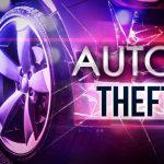 Car Stolen Overnight in Crown Heights