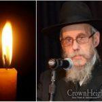 BDE: Rabbi Sholom Menachem Mendel Simpson, 90, OBM