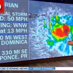Florida and Puerto Rico Brace for Hurricane Dorian
