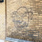 Graffiti Painted on Historic Manhattan Yeshiva