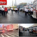 Hatzalah Agencies From Across The East Coast Meet in Brooklyn