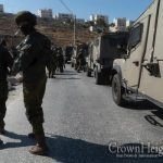 Terrorist Shot After Attempting to Stab Soldier in Hebron Area