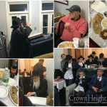 Worlds First Siyum of the 9 Days in Sydney