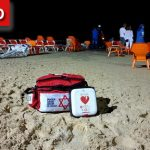 BDE: Search For Missing Father Developing on Tel Aviv Beach (Update 7:10AM)