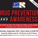 Drug Awareness and Prevention Event Coming to Crown Heights