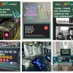 #LetsChalkShabbos on the 3 Train, An Innovative Mivtzoim Campaign