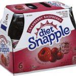 Kashrus Alert: Unauthorized OK On Snapple Diet Cranberry Raspberry