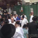 Hatzalah Volunteer Assaulted in Boro Park, Assailant in Custody