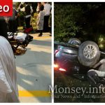 BDE: Car Overturns Into Drainage Area in Fatal Accident In Kiryas Joel