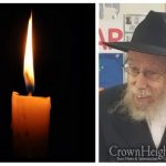 BDE: Rabbi Shmarya Katzen, 76, OBM