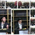 Siyum HaShas at Yeshivah Gedolah of Melbourne