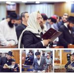Hundreds Attend First Slichos in Moscow's Central Shul