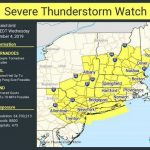 Severe Weather Alert for New York City