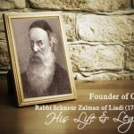 Chabad Marks Birthday of Movement's Founder