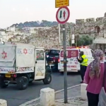 Attempted Stabbing Attack Thwarted in Old City of Jerusalem