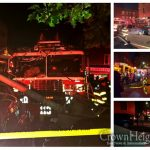 Two Fire Trucks Collide In Crown Heights, 11 Firefighters Hurt