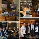 CYP Young Partners Summit at the Kinus Hashluchim