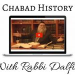 Chabad History With Rabbi Dalfin – Rebbe in Paris at 17 shul - Rabbi Steinzaltz - Reb Levik 20 Av