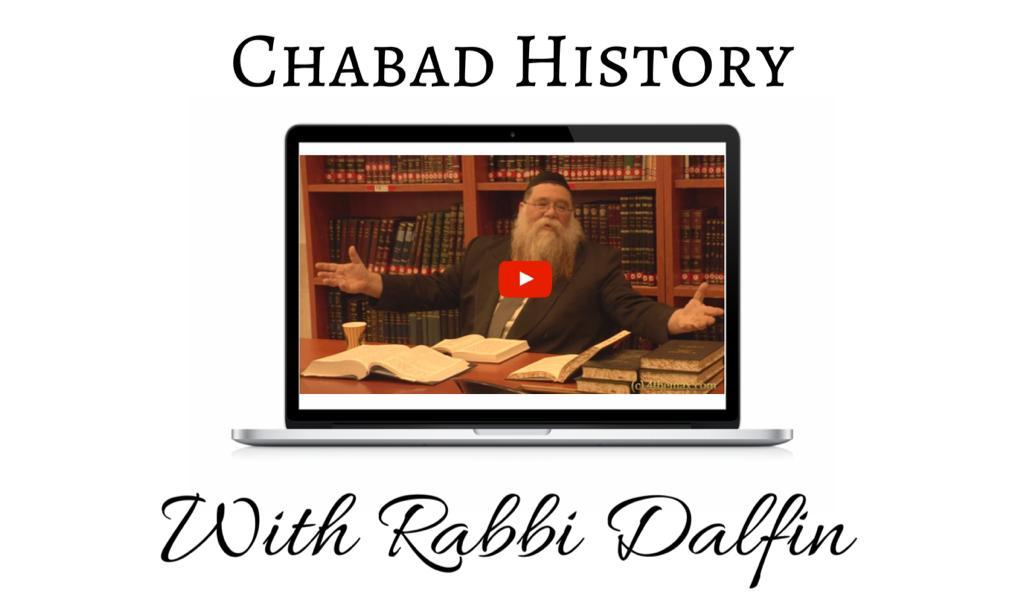 Chabad History With Rabbi Dalfin – Rebbe at JFK 1956, Torah Vodaas