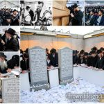 Kinus Gallery: Friday Morning At The Ohel #2