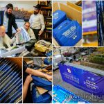 Kinus Gallery: Preparing for the Kinus Hashluchim Gallery #2