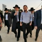 Rabbi Lazar Visits Ancient Shiloh