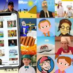 Jewish Kids Video App Gets An Upgrade