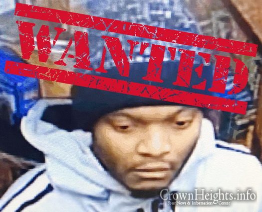 Police Distribute Photo of Gun Toting Assailant In Crown Heights